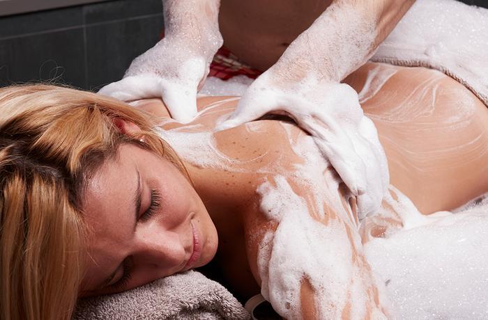 Massage hammam 45'