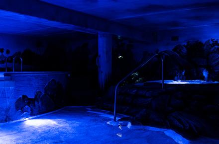 Private Sauna Lagoon (5H/2P)