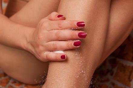 Body Peeling with Effleurage 25'