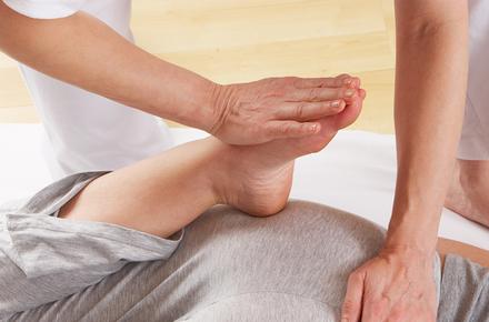 Shiatsu Massage 40'
