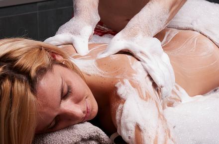 Hammam massage 45'