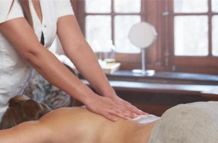 Herbal Cocooning Massage 50'