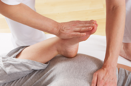 Shiatsu massage 70'