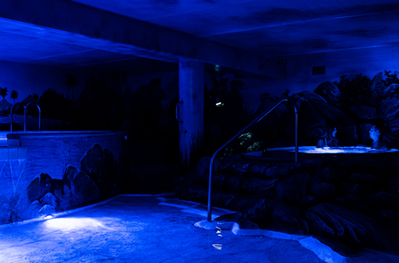 Sauna Privé Lagoon (2H/3P)