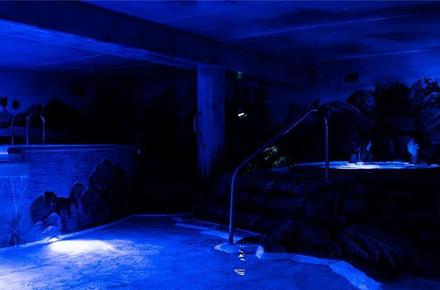 Private Sauna Lagoon (2H/4P)