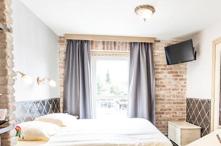 Sauna privé: Hôtel (chambre Classic)