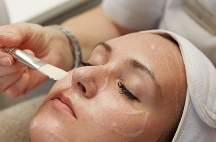 Morning Beauty: Facial treatment (80mins)