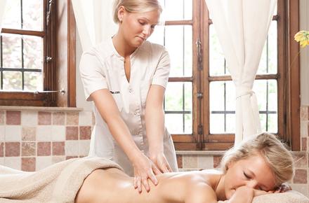 After Work: Body Relax Massage (25mins)