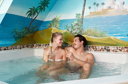 Promotion: deluxe-wellness stay