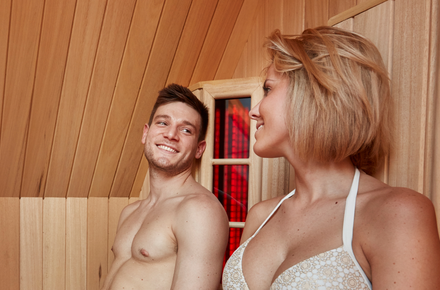 Last minute promo : massage and private sauna
