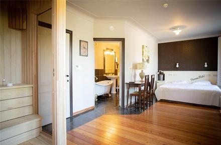 Hotel Wellness Suite Double (1P)