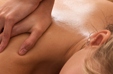 Promo: gratis body relax massage